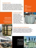 Special Transformers and Reactors for  Medium Voltages ... - Seite 3