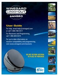 User Guide - Camping World