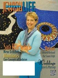 View - Oregon Jewish Life Magazine