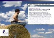 Download Digital Search Academy prospectus - Digital Training ...