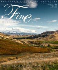FINE Das Weinmagazin - 02/2011
