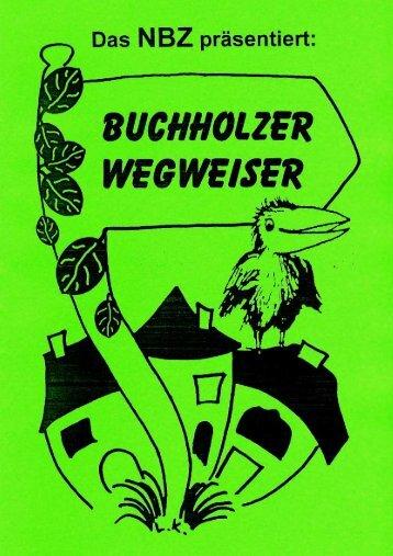 Buchholzer Wegweiser - Amtshaus Buchholz