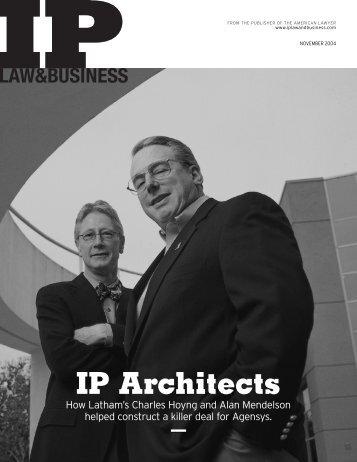 IP Architects - Latham & Watkins