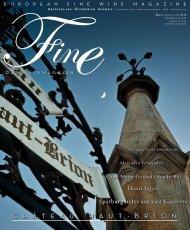FINE Das Weinmagazin - 03/2011
