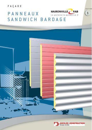 panneaux sandwich toiture. Black Bedroom Furniture Sets. Home Design Ideas