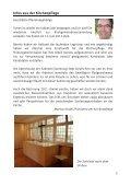 Mitteilungsblatt - Katholische Kirche Horgen - Seite 5