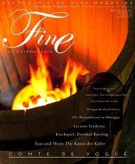 FINE Das Weinmagazin - 01/2012