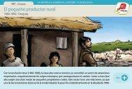 El pequeño productor rural - Manosanta