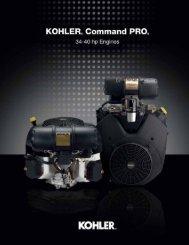 Kohler Command Pro 34-40hp.pdf - Kohler Engines