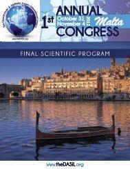 annual congress - Websites for Plastic Surgeons, Dermatologists ...