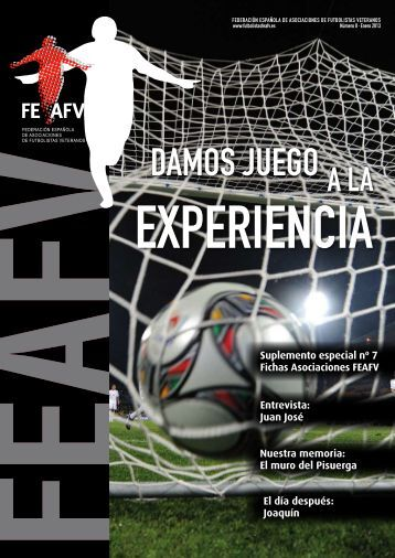 Enero 2013 Descargar revista - Federación Española de ...