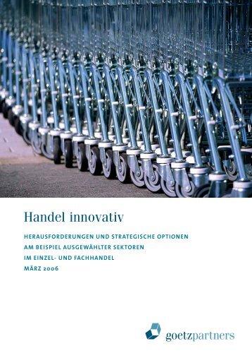 Handel innovativ - goetzpartners.com