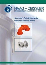 Ganymed - Haag und Zeissler Maschinenbau GmbH