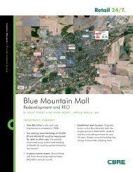 Blue Mountain Mall