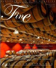 FINE Das Weinmagazin - 03/2013