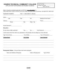 Application Form Print the application, fill it out, sign, and return it ...