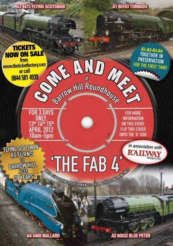 'the fab 4' - Barrow Hill
