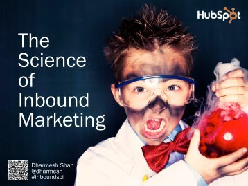 The Science of Inbound Marketing