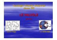 LE VALVOLE (PARTE I) [Sola lettura] - Forli