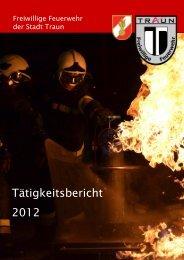 Tätigkeitsbericht 2012 (16mb, pdf) - FF Traun