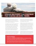 Heart and Stroke Foundation report emphasizes there is life after ... - Page 2