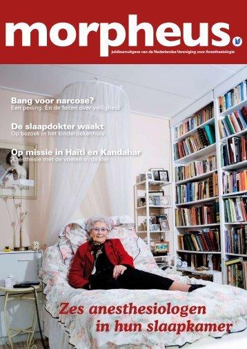 Morpheus - Nederlandse Vereniging voor Anesthesiologie