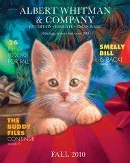 Fall 2010 - Albert Whitman & Company