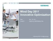 Siemens AG 2011. All rights reserved. - Automation Technology ...