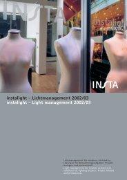 instalight - Insta Elektro GmbH   Home