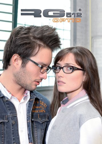 Collection Optique Homme 2011 - VON HOFF