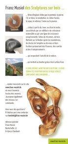 Franz Musiol Sculptures sur bois - Page 2