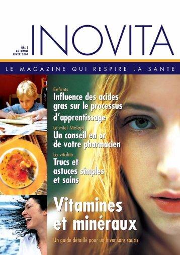 Inovita (fr) #03