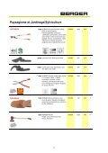 Paysagisme et Jardinage/Sylviculture - Julius Berger GmbH + Co. KG - Page 5
