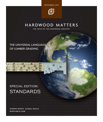 HARDWOOD MATTE RS - National Hardwood Lumber Association