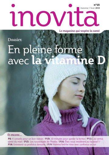 Inovita (fr) #15