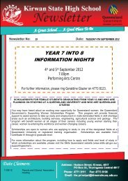 Newsletter_no_19_4-September-2012 - Kirwan State High School