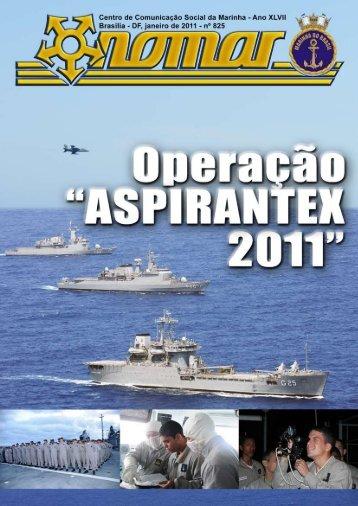 1 Nomar - janeiro 2011 - nº 825 Centro de ... - Marinha do Brasil