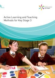 (PDF) Active Learning and Teaching Methods for Key Stage 3