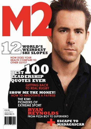 best leadership quotes ever - M2 Magazine