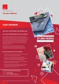 CARD DEFENDER - Lifestyle Services Group Ltd - Page 2