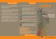 Leaflet - Relate Project