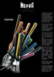 POSATE FANTASIA - MEPRA-Shop