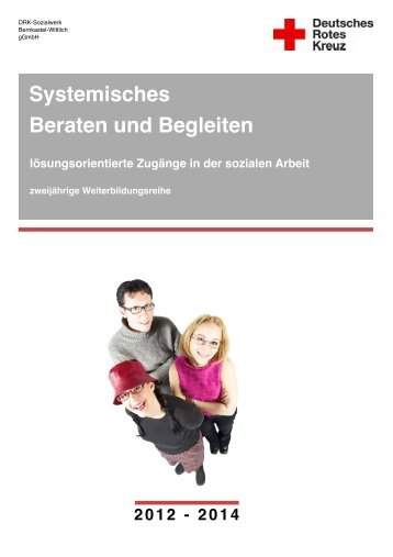 Seminarüberblick - DRK Sozialwerk