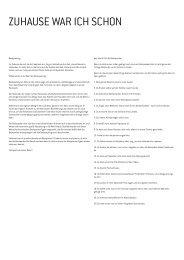 Texte zum Thema Backpacking (PDF)