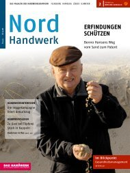 BUSINESS-INITIATIVE 2012 - Nord-Handwerk