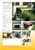Gelenkarmmarkise Comfort - Sonnentuch AG - Seite 2
