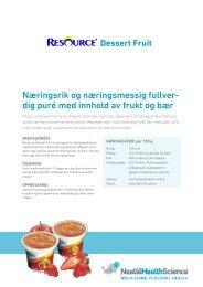 Resource Dessert Fruit - nestle nutrition