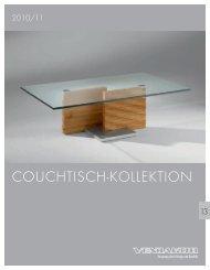 COUCHTISCH-KOLLEKTION - moebelexperten.de