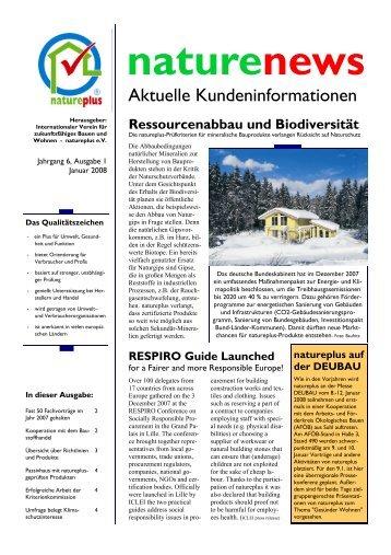 naturenews - NaturePlus