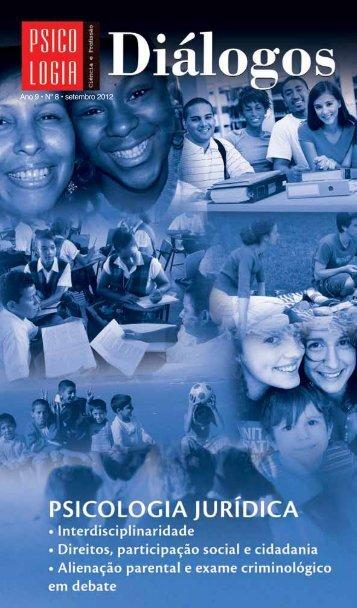 Ano 9 • Nº 8 • setembro 2012 - Conselho Federal de Psicologia
